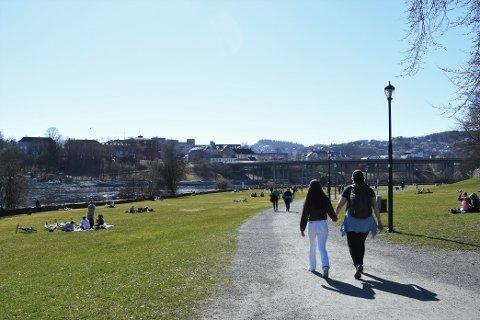 Godt vær i vente: Meteorologen kommer med gode nyheter for Trondheim.