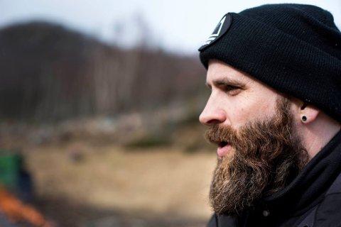 Thomas Ryjord, festivalsjef for Trondheim Calling.