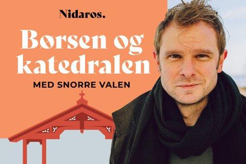 Snorre Valens podkast lanseres onsdag.