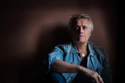 """Sten Frode Solvang (52) har nylig gitt ut albumet """"Ein som""""."""
