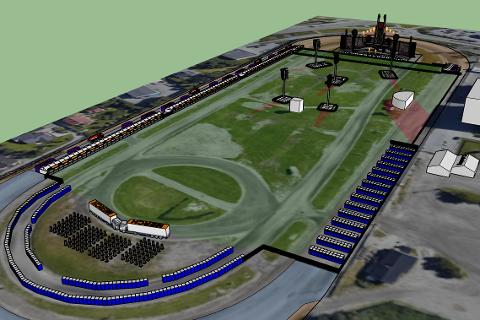 Dette er planene for konsertarenaen på Leangen.