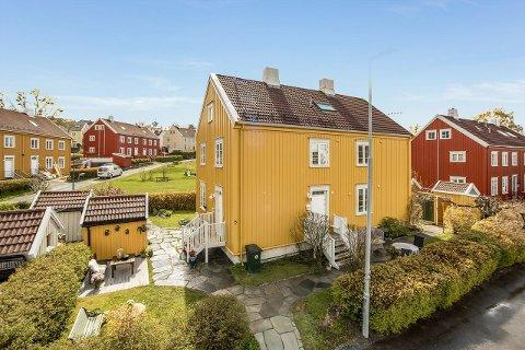 SOLGT: Bjørnsons gate 5B på Rosenborg i Trondheim, er solgt for 8.200.000 kroner + fellesgjeld.