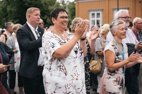 Denne nyheten blidgjør ordfører Rita Ottervik.