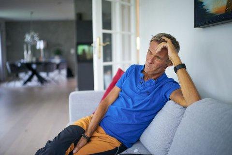 KORT TID IGJEN: Jørn Ove Myrvold har en alvorlig kreftsykdom. Nylig fikk han beskjed fra legen om at han har mellom to uker og to måneder igjen å leve.