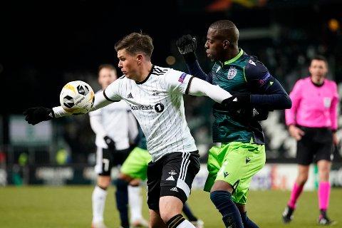 Det ble ingen kjempehøst for Pål André Helland og Rosenborg i fjor. Da ble det ett poeng i gruppespillet mot PSV Eindhoven, LASK og Sporting som de her tapte 2-0 mot på Lerkendal.
