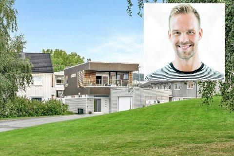 SOLGT: Morten Hegseth har solgt boligen på Moholt i Trondheim.