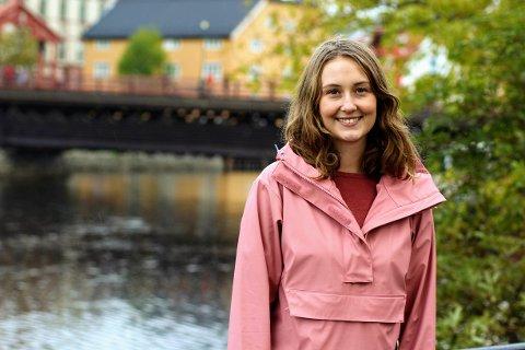 Line Fjørstad har søkt om fritak fra sine verv.