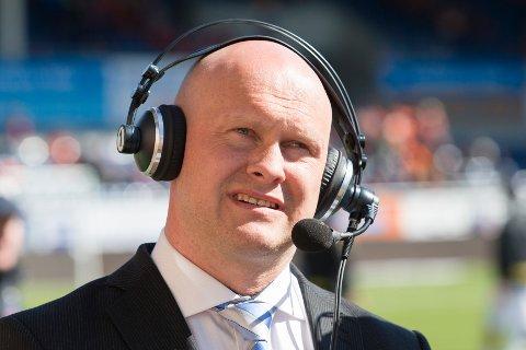 Fått trusler: Fotballekspert Joachim Jonsson i Eurosport har fått trusler fra RBK-fansen etter hans tirade i podkasten Indre bane og etter en VG-artikkel.