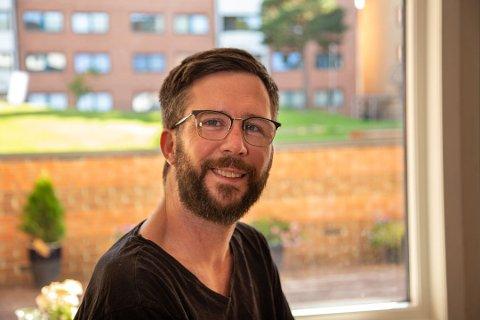 Kim A. Stakvik har fått hverdagen snudd på hodet etter at han fikk diagnosen ALS.