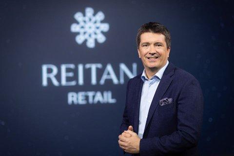 Ole Robert Reitan, CEO i Reitan Retail (Foto: Øyvind Breivik/Reitan Retail)
