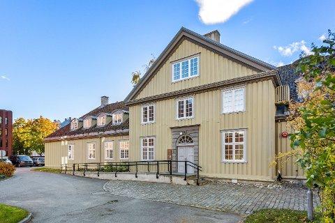 Aristoteles Eiendom har besluttet å selge Tronka-bygget på Kalvskinnet i Trondheim.