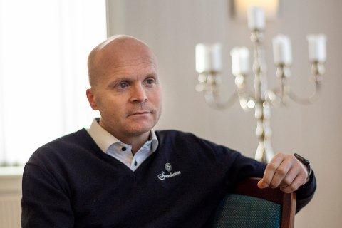 Daglig leder ved Svanholm & Vigdal gravferd, Lars Svanholm.