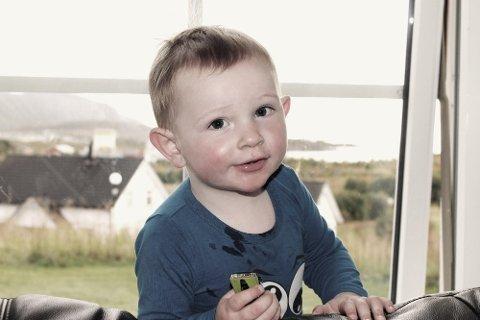 Kaare Johnsen Espnes ble bare 1 år og 8 måneder gammel.