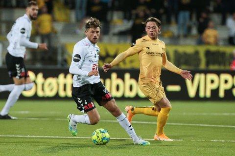 Vebjørn Hoff ønsker seg til Rosenborg. Nå bekrefter Rosenborg-trener Åge Hareide at de har lagt inn et bud på spilleren.