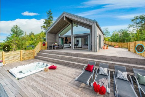TATT NED: Are you dreaming about the perfect holiday by the sea? This villa combines amazing views, privacy and close location to Trondheim city, heter det i FINN-annonsen som nå ikke er å finne lengre.