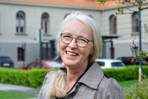 Kommuneoverlege Tove Røsstad håper at den lokale forskriften snart kan fjernes i Trondheim. Bildet er tatt ved en tidligere anledning.