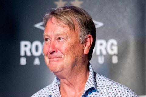 Han gliste da han tok over RBK i fjor, Åge Hareide. Gliser han etter sesongen?