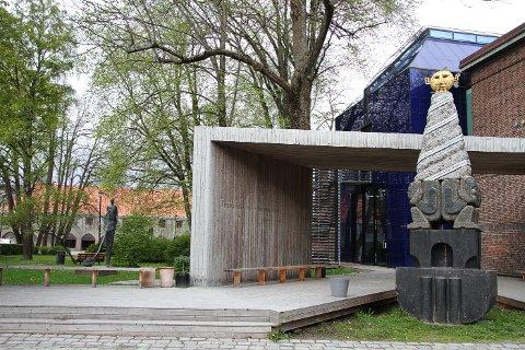 Trondheim kunstmuseum har åpnet igjen etter å ha vært stengt ned på grunn av koronarestriksjonene i Trondheim.