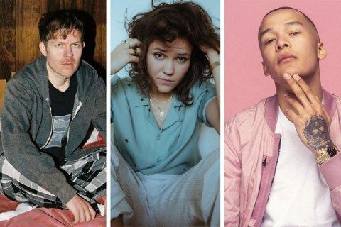Kristian Kristensen, Fay Wildhagen og Kamelen er blant artistene som slippes.