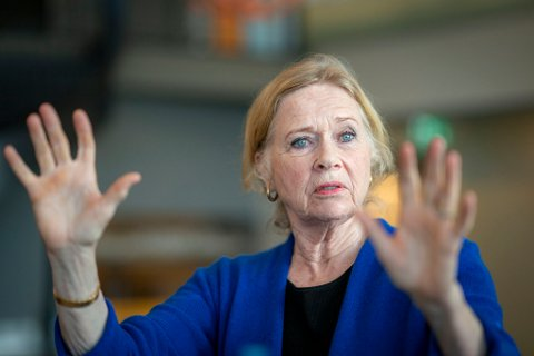 Liv Ullmann. Foto: Heiko Junge / NTB