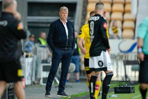 Åge Hareide og Rosenborg tapte igjen.