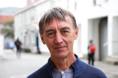 IKKE FORNØYD: KrF-politiker Geirmund Lykke synes det er tragisk at små marginer gjør at de havnet under sperregrensa.