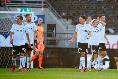 Rosenborg gjester Viking søndag kveld.