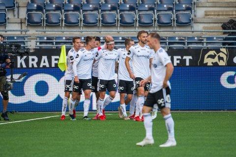 Rosenborg tapte fortjent 2-1 mot Viking søndag kveld.
