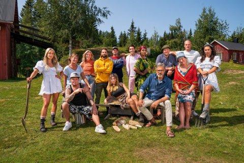 NYE DELTAKERE: «Farmen» har premiere 21. september, men allerede nå kan du bli kjent med årets deltakere.  Foto: Espen Solli / TV 2