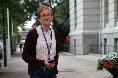 Fungerende kommuneoverlege Elizabeth Kimbell.