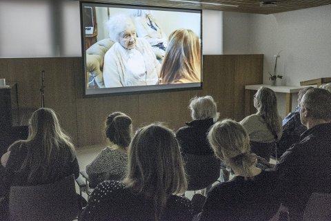DOKUMENTARFILM: Filmen fra skrivekurset fikk skryt på Bergen Filmfestival og er også kjøpt inn av NRK.