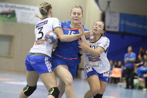 OVERRASKET: Strekspiller Vilde Mortensen Ingstad ble overrasket da hun ble tatt ut til VM.