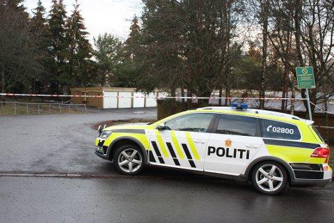 Politiet fikk melding om hendelsen klokken 07.38 onsdag morgen.