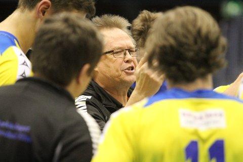 """PRESSET: Trener Jan """"Proppen"""" Karlsson og BSK er på god vei mot 1. divisjon."""