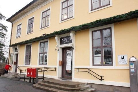 SISTE TILSKUDD: Sushi på Holtet åpnet i desember 2014. Foto: Kristin Trosvik