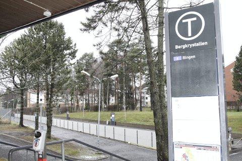 BUSS FOR BANE: På kveldstid neste uke blir det buss for T-bane mellom Bergkrystallen og Helsfyr. Arkivfoto