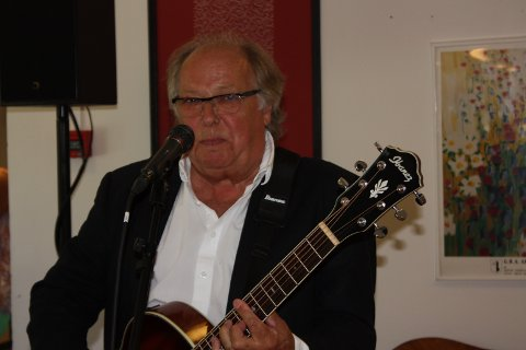 Artisten Stein Ingebrigtsen fylte 70 år helgen som var.