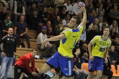 LETT MATCH: Kristian Rammel & CO. gjorde Marinko Kurtovics Arendal til statister i Oppsal Arena.