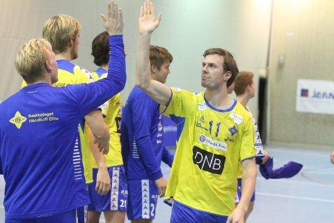 BEST: Med sine sju scoringer ble Nicolay Hauge kåret til BSKs beste spiller.