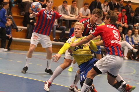 14 MÅL: Høyrekanten Kevin Maagerø Gulliksen scoret 14 mål mot Nærbø.