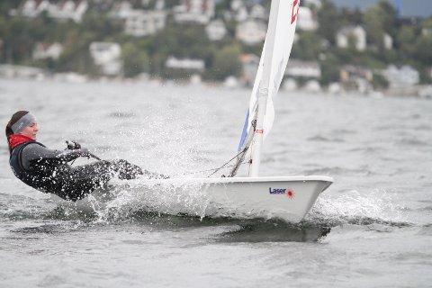 VM-SØLV: I sommerferien tok Caroline Rosmo fra Bekkelaget en sterk sølvmedalje i junior-VM i Dublin.
