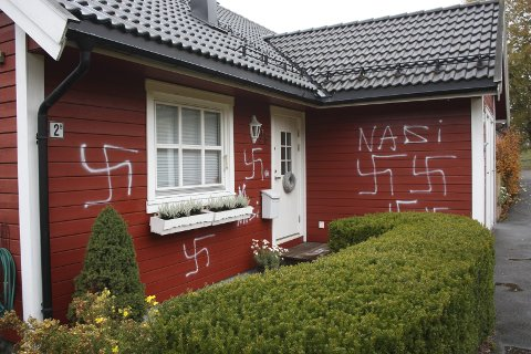 NEDTAGGET: Bjørndalhuset. FOTO: Arne Vidar Jenssen