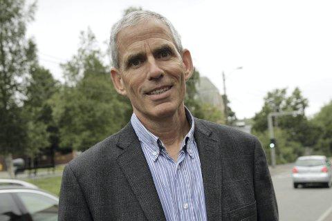 TØFF UTFORDRING: Tore Andresen tok over jobben som bydelsdirektør 1. juni i år og får ingen myk start. Arkivfoto