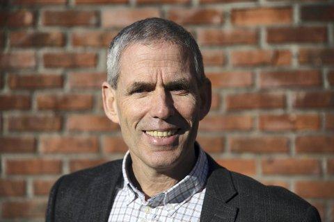 Her er han: Tore M. Andresen begynner som bydelsdirektør på Nordstrand fra begynnelsen av juni. Foto: Privat