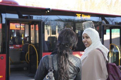 ØNSKER MØTE: Bydelsutvalget ønsker å treffe Ruter for å snakke om buss 71 E Bjørndal-Tollboden, og det øvrige kollektivtilbudet i Bydel Søndre Nordstrand. Arkivfoto: Una Oksavik Oltedal