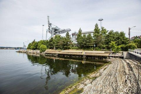 ORMSUND: På søndag kan du være med på å gi innspill til hvordan buffersonen rundt Ormsund-havna skal utvikles. Arkivfoto