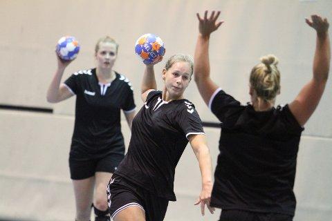 STORT TALENT: Ungdomslandslagsspiller Guro Nestaker har kommet fra Gjøvik.