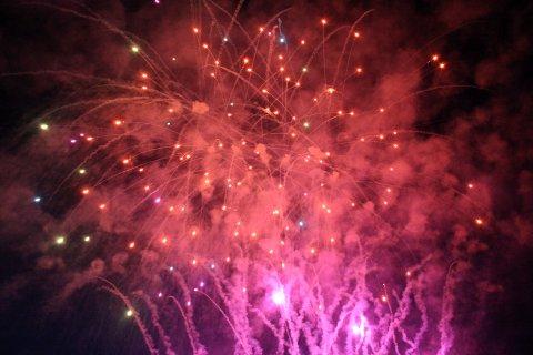 GODT NYTTÅR! Nordstrands Blad ønsker alle lesere et godt nytt år! Arkivfoto: Kristin Trosvik