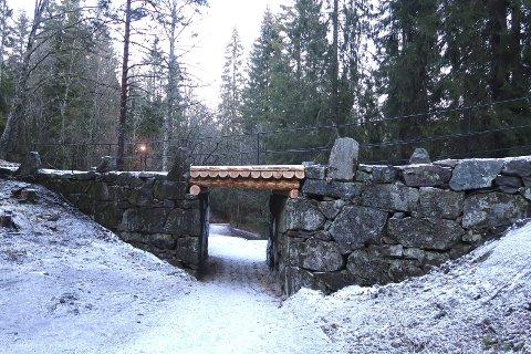 FERDIG: Svingenbrua/Korketrekkeren er nå ferdig rehabilitert. Foto: Bymiljøetaten.