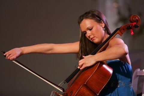 ÆREFULL NOMINASJON: Sandra Lied Haga fra Nordstrand er et av fem unge talenter som er nominert til Statoils stipend innen klassisk musikk.